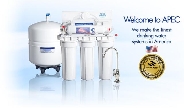 APEC Reverse Osmosis Systems
