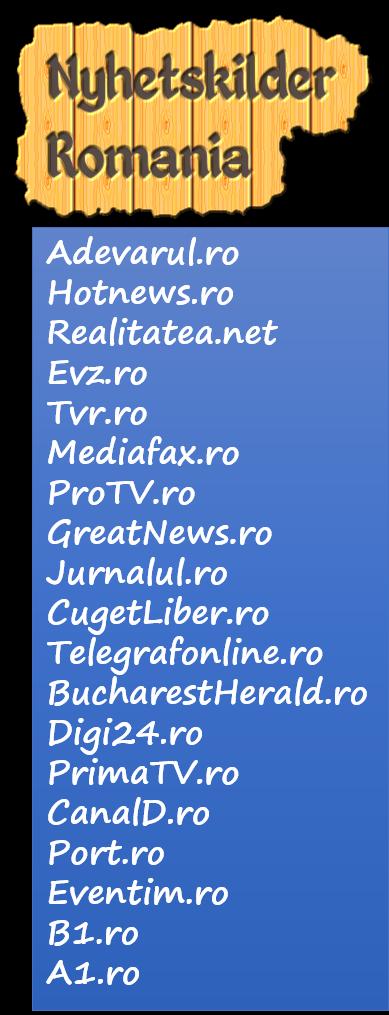 Rumensk media