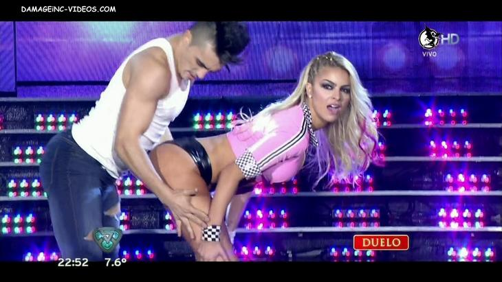 Ailen Bechara hot dance HD video