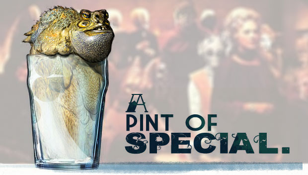 A Pint of Special