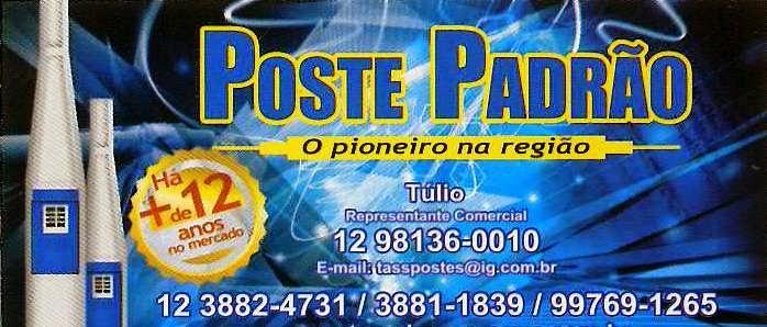 POSTE PADRÃO