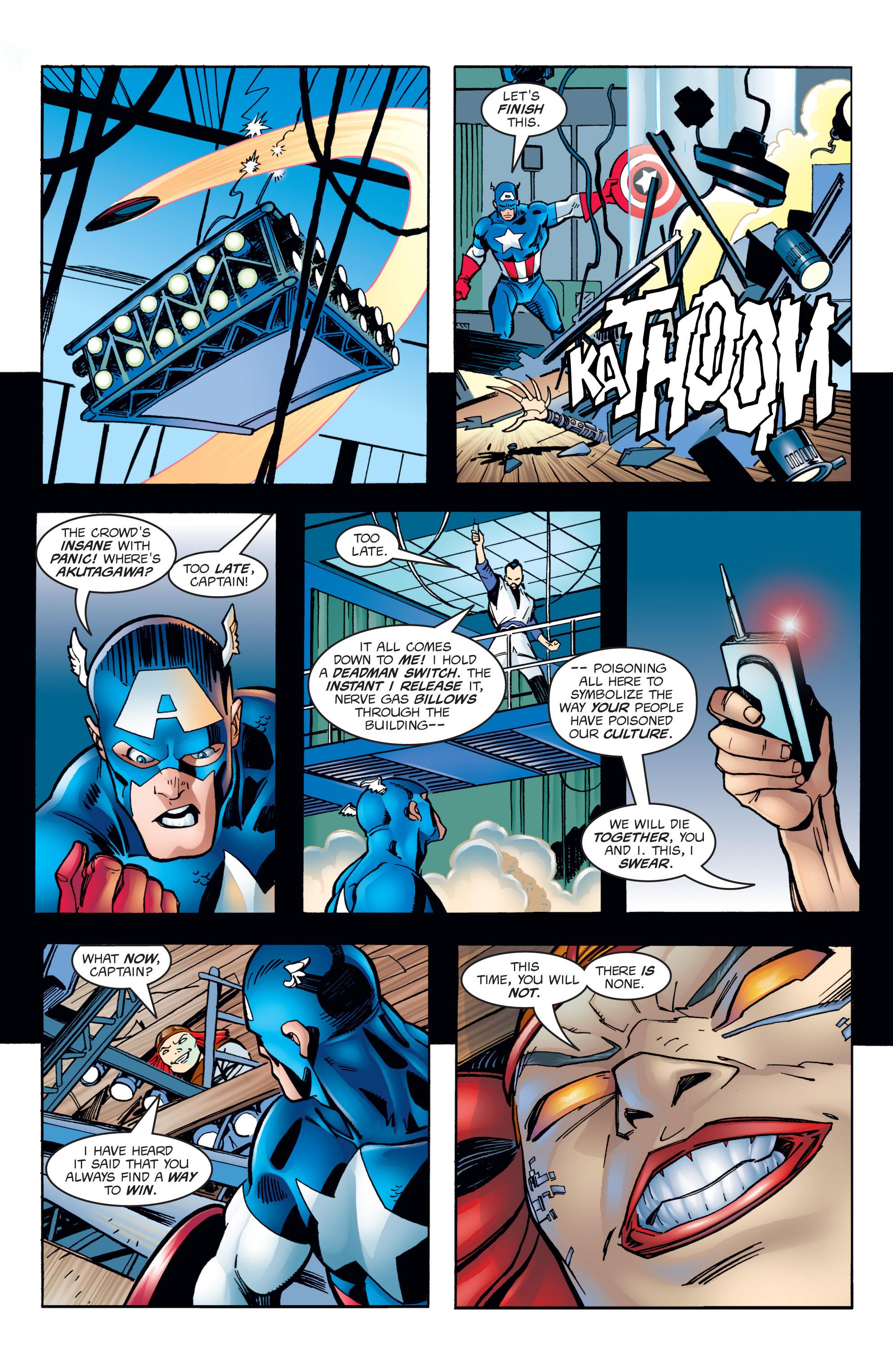 Captain America (1998) Issue #1 #4 - English 28