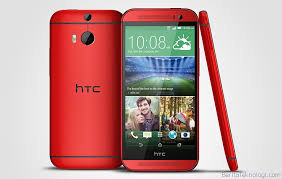 Ini Penampakan HTC One (M8) Warna Merah