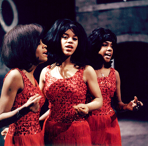 The Supremes C 1960s Vintage Everyday