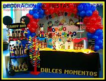 DECORACION DE FIESTAS TEMATICAS