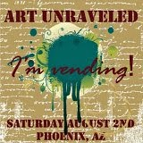 Come to the Shopping Extravaganza at ARt Unraveled!