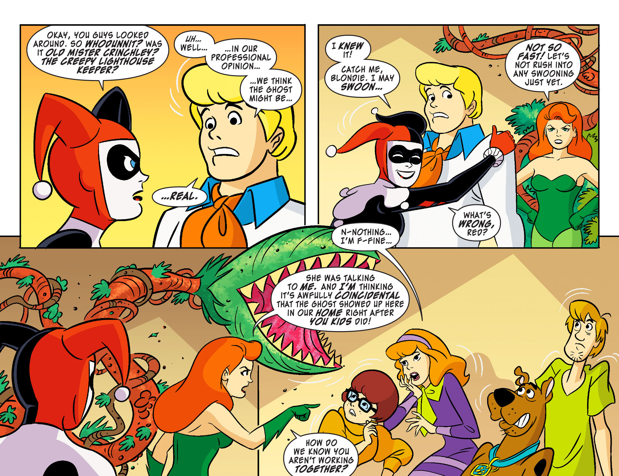 Read online Scooby-Doo! Team-Up comic -  Issue #23 - 17