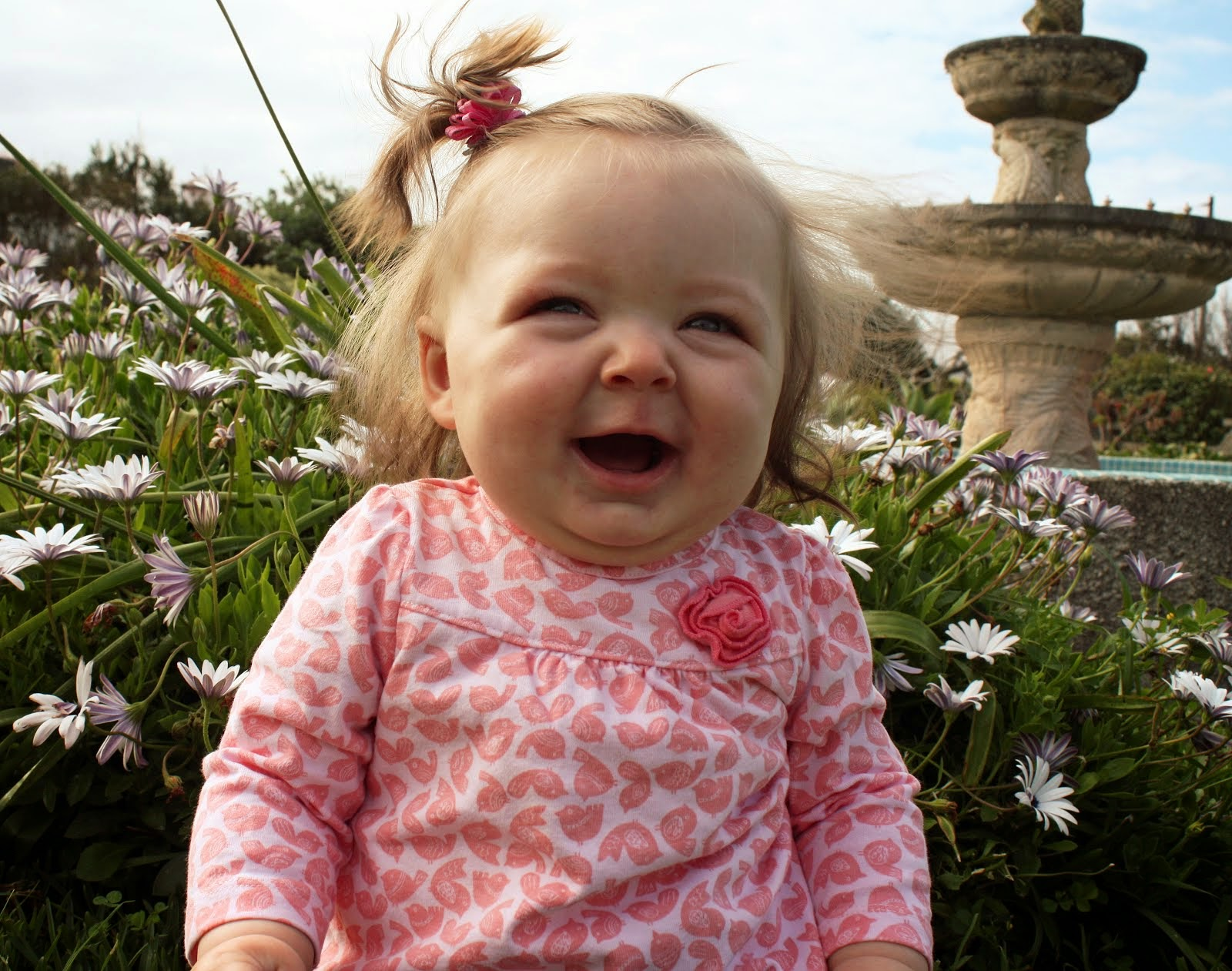 Hannah (Seven months)
