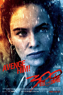 300: Rise Of An Empire - Queen Gorgo Poster - Lena Headey