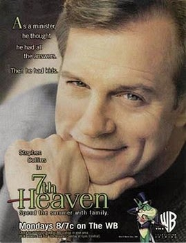 Stephen Weaver Collins: the '7th Heaven' actor accused of child molestation