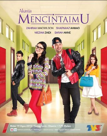 Mencintaimu (2015) Akasia TV3 - Full Episode