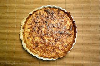 Луковый тарт