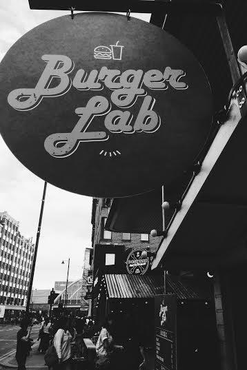burger lab east london shoreditch urban food fest blog blogger