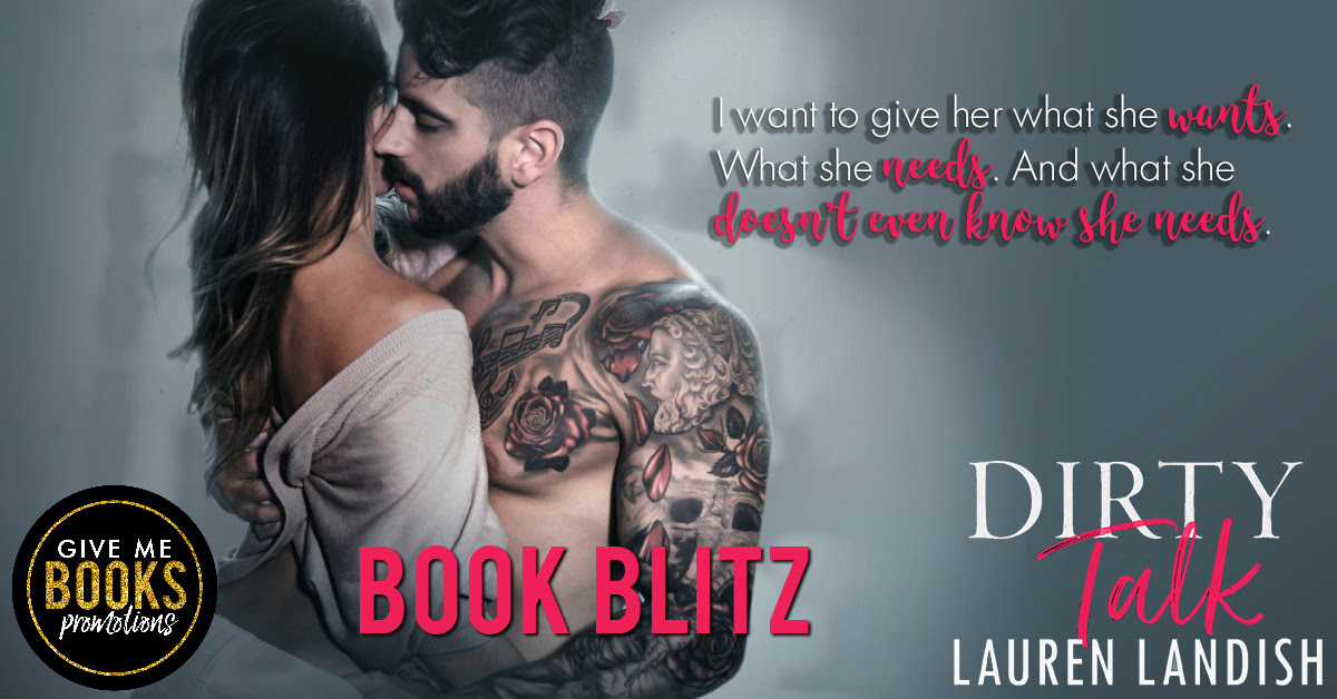 Dirty Talk Book Blitz