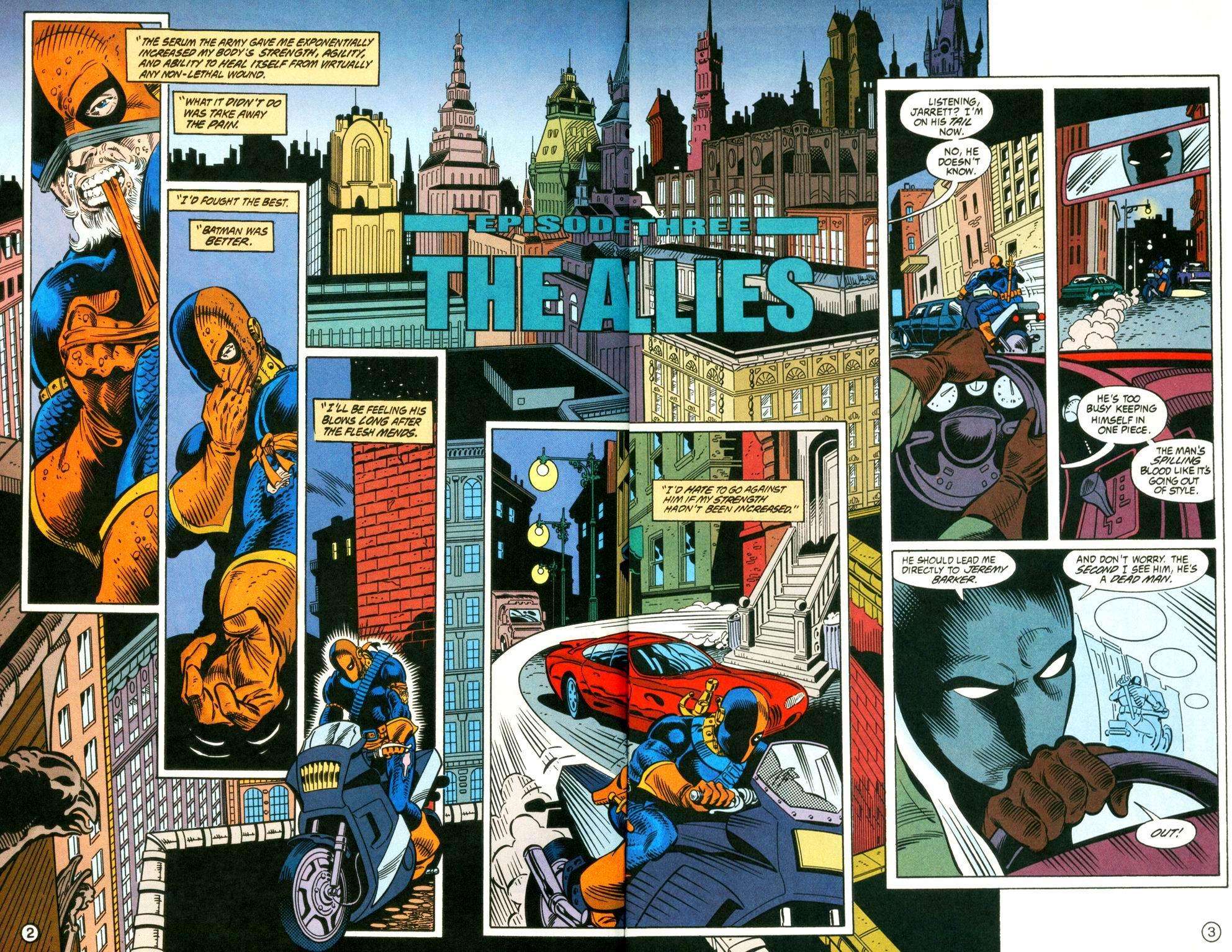 Deathstroke (1991) Issue #8 #13 - English 4