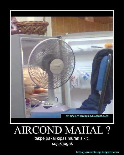 AIRCOND MAHAL ?