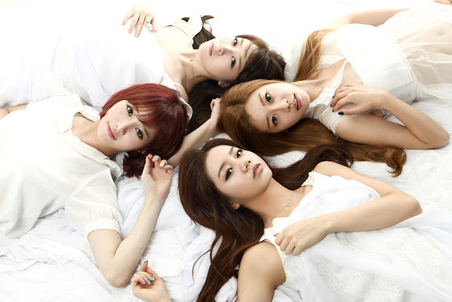 Girl's Day Don't Forget Me Wallpaper 2