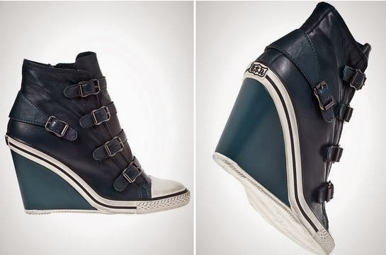 Ash Themla Wedge Sneaker