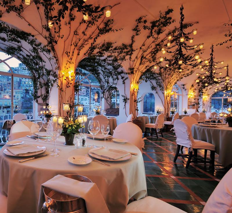 Loveisspeed le sirenuse a luxury boutique hotel for Hotel luxury amalfi