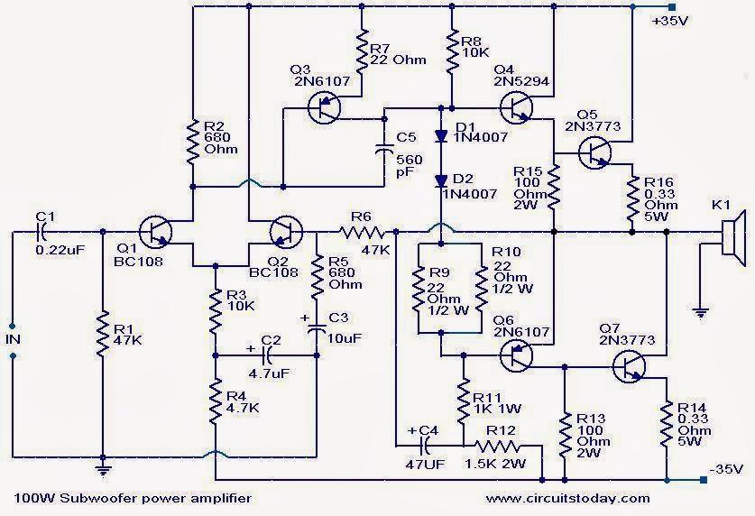 Amplificador Clase H