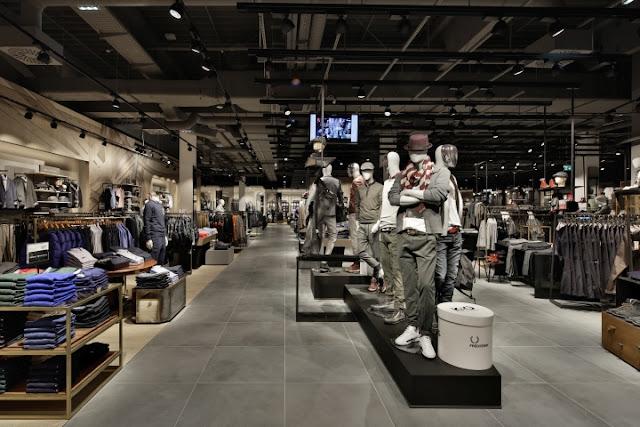 Green Pear Diaries, interiorismo, retail, visual merchandising, Kastner & Oehler, Ried im Innkreis, Austria, Blocher Blocher Partners