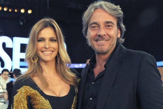 Fernanda Lima e Alexandre Borges no Amor e Sexo (Foto: Rede Globo / João Cotta)