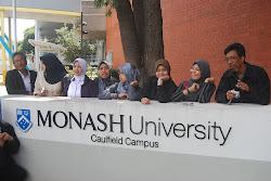Monash University, Melbourne Australia 2011