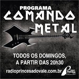 PROGRAMA COMANDO METAL