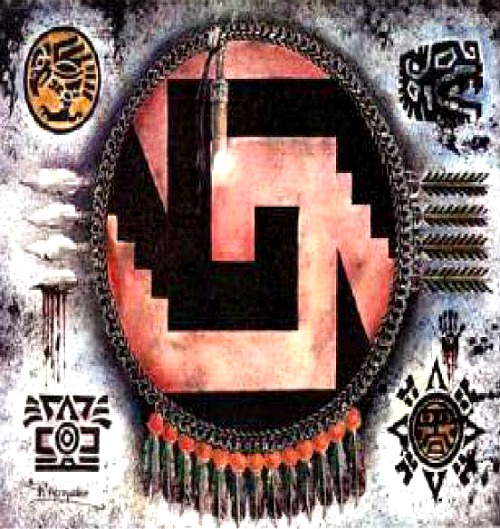 Aztec Shield Tattoo Gang Meaning