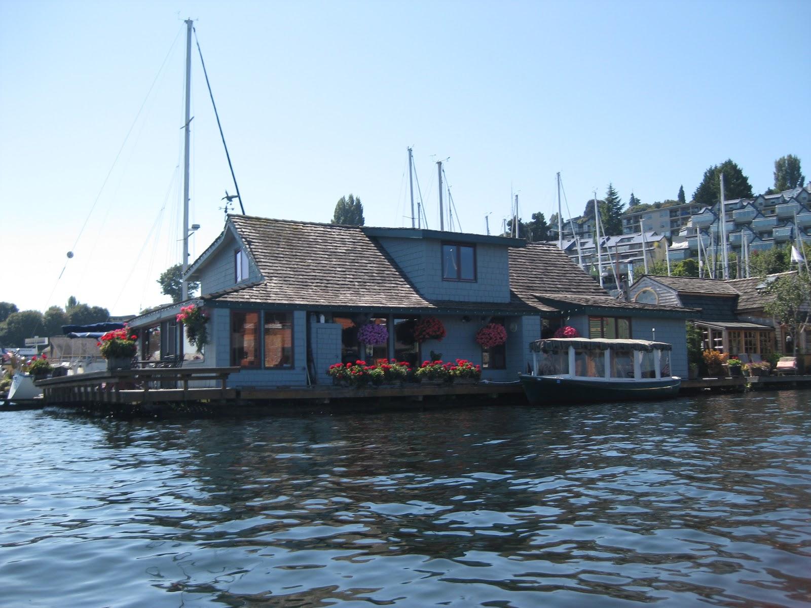 Explorations Of Jackie Joe Kayak Ballard Lake Union