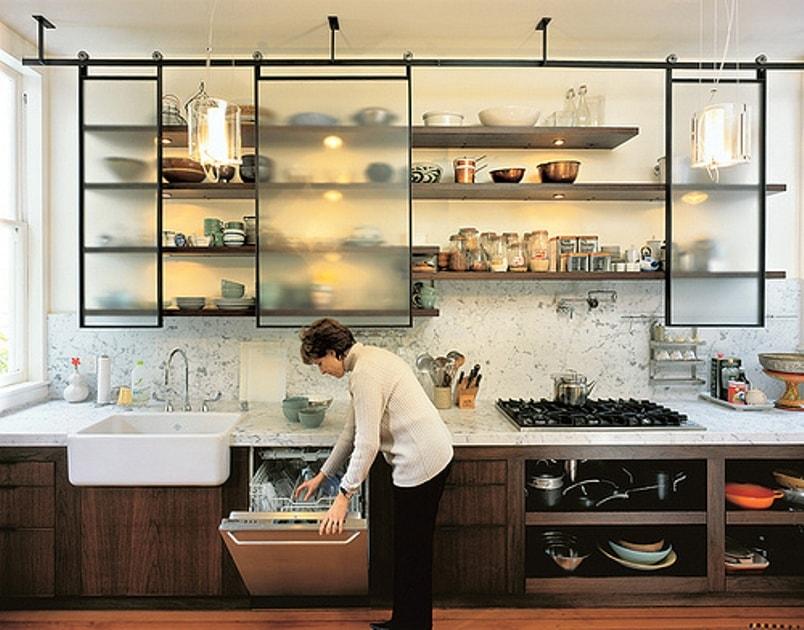 Aspectos a tener en cuenta para decorar la cocina   cocinas con estilo