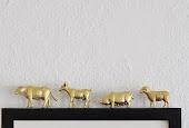 guld dyr