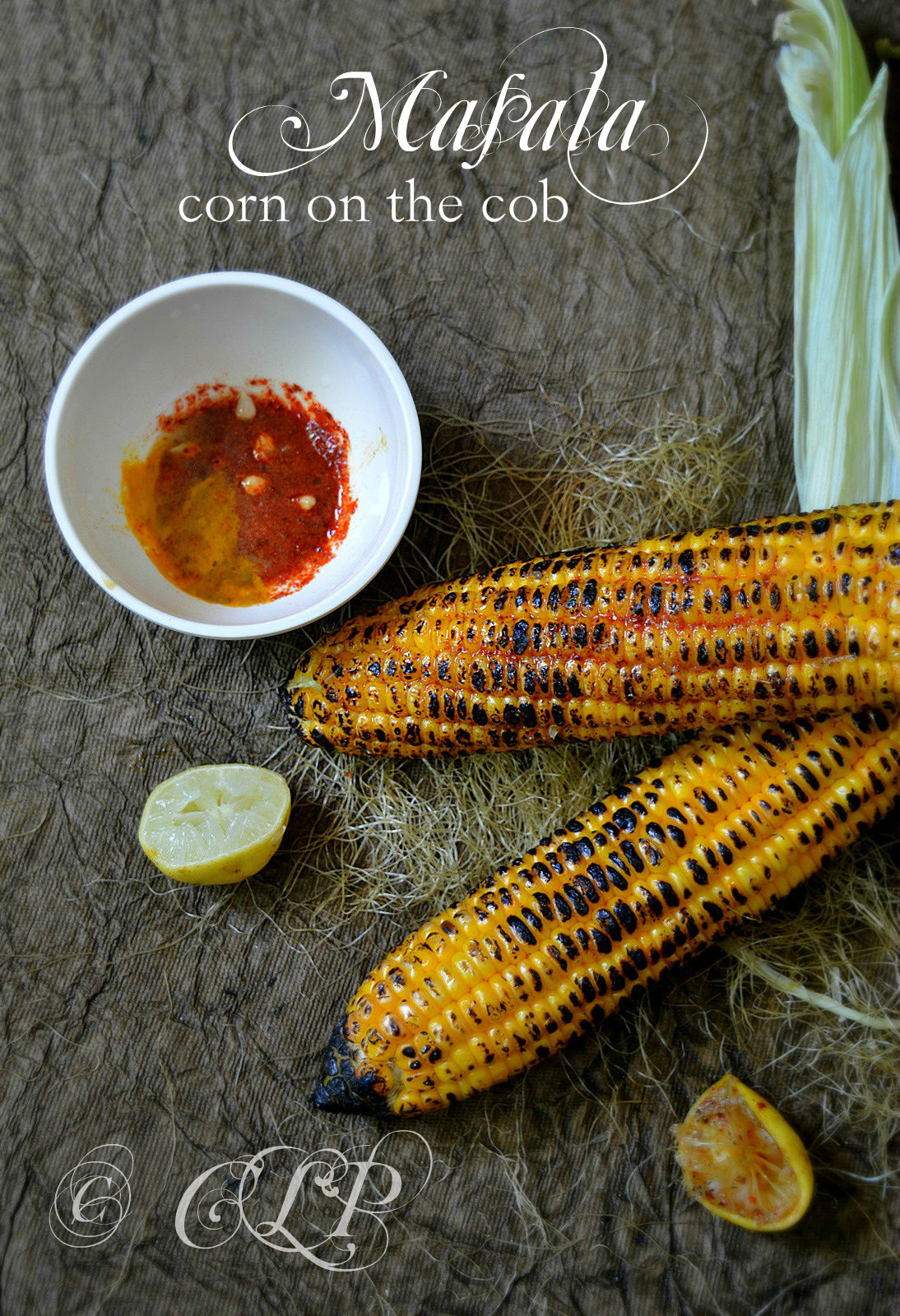 Spicy Masala Corn Chennai beach style