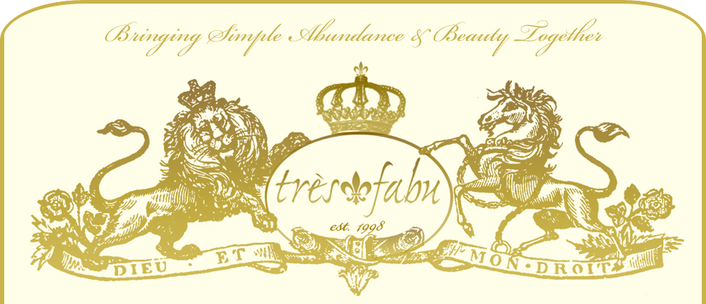 bonjour!  welcome to le blog of tres fabu event planning and design