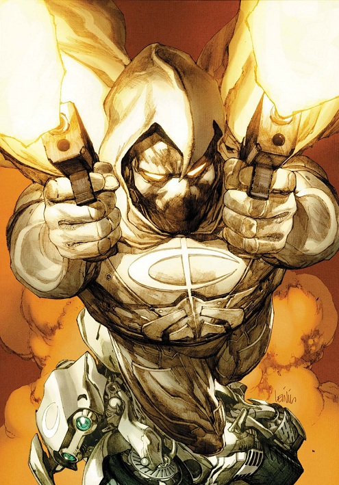 Moon Knight (Marvel Comics) Character Review - 4