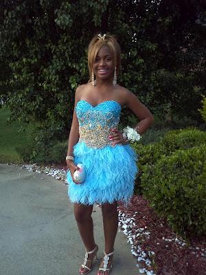 Zonnique Prom Dress KayKiSpeaks.com: Tip &...