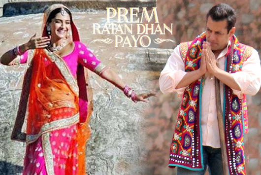 Prem Ratan Dhan Payo (2015) Mp3 Songs - Bollywood