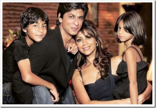 Shahrukh Khan Family | Hollywood & Bollywood Celebrity