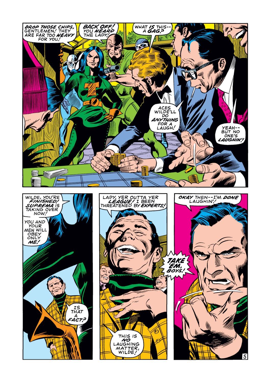 Captain America (1968) Issue #123 #37 - English 6