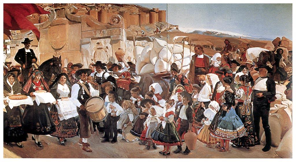 local Español baile