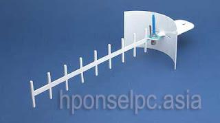 Antena yagi penguat sinyal modem