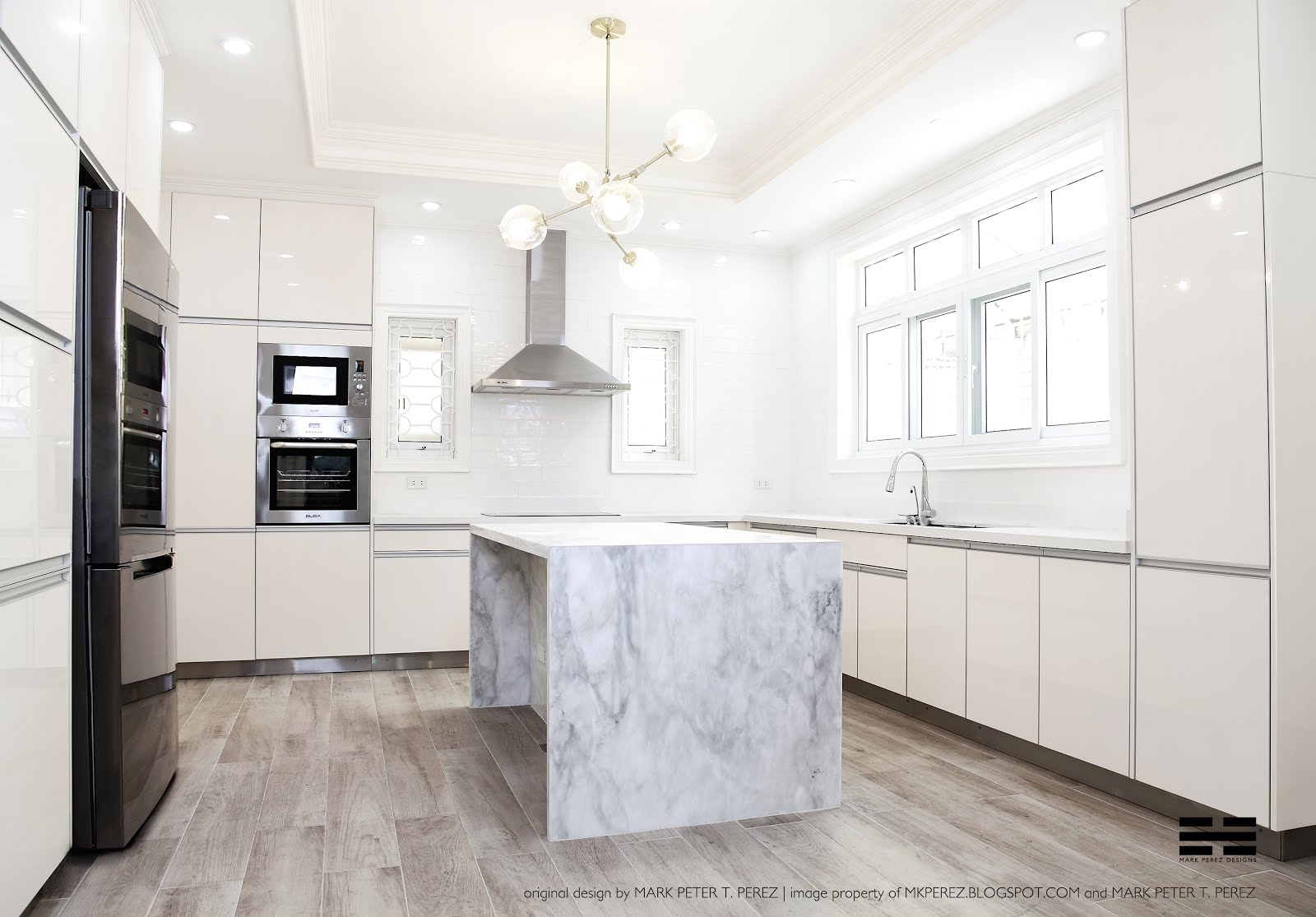 ARTISAN LEVIATHAN: PROJECT: The White Kitchen