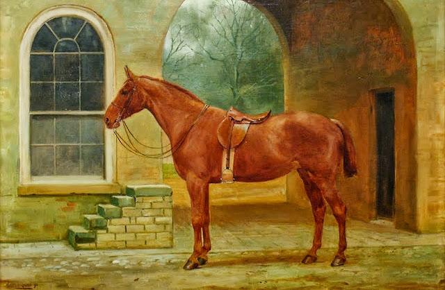 cuadro-de-caballo-oleo