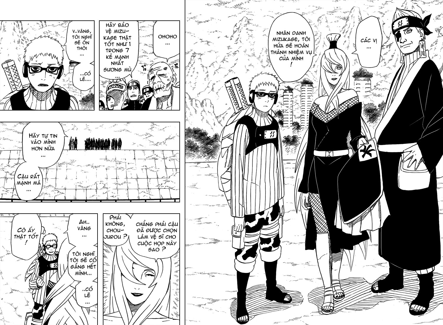 Naruto chap 454 Trang 5 - Mangak.info