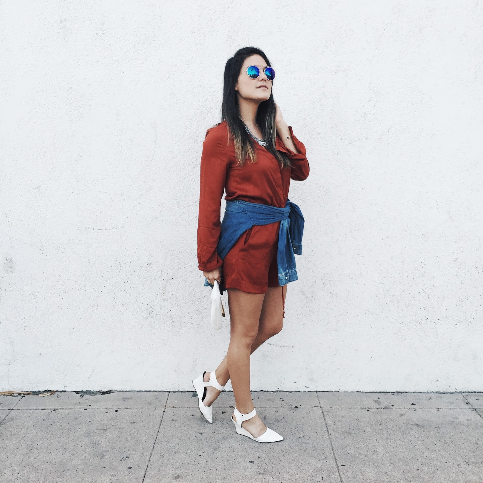 fall outfit post