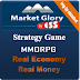 Bermain Game Strategi MMORPG Real Economy Real Money