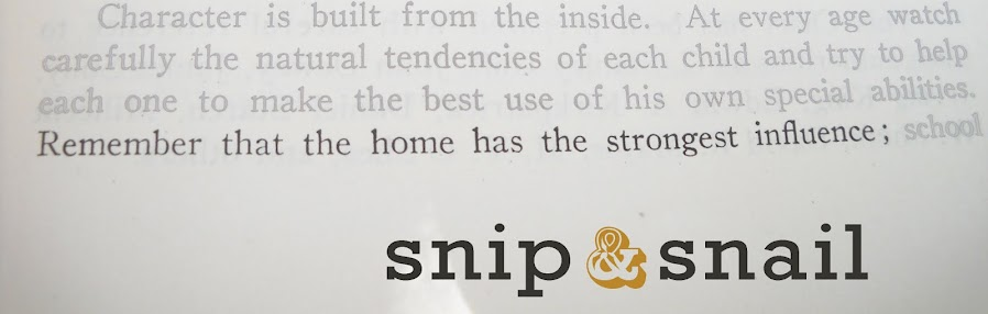Snip and Snail