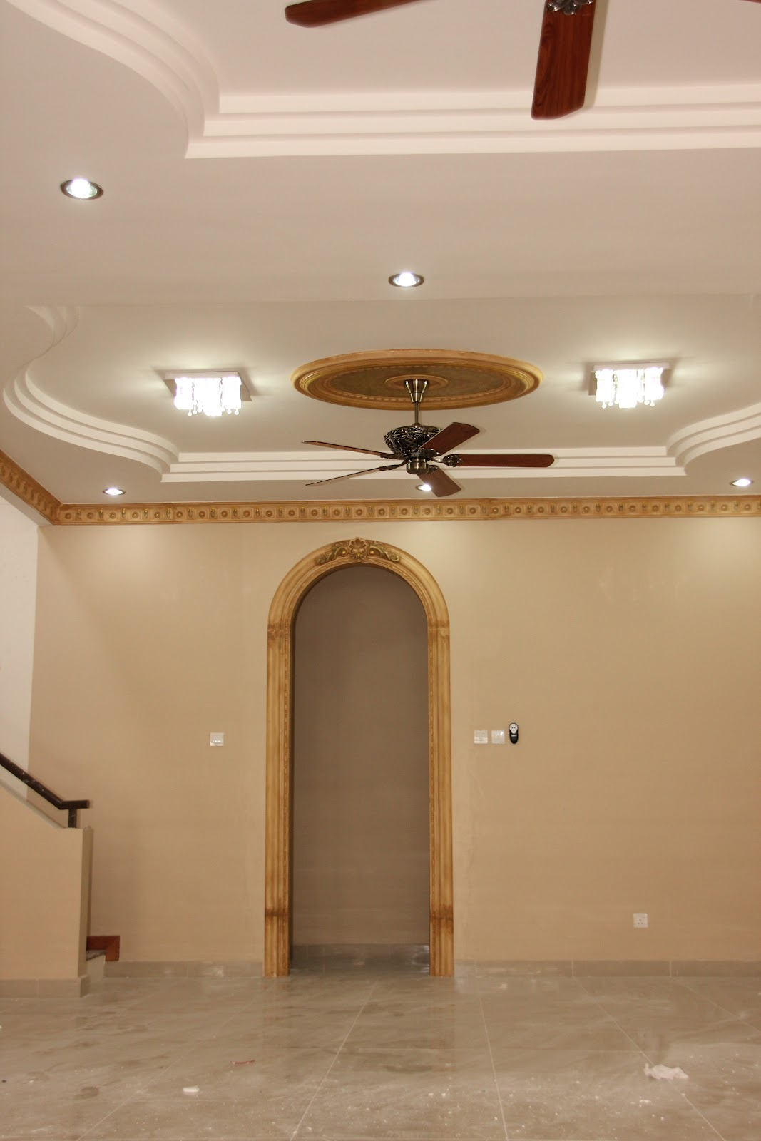 Plaster Ceiling Design : Plaster ceiling design shah alam