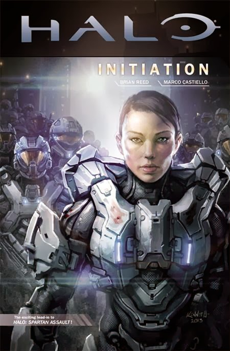 Halo Initiation from Dark Horse