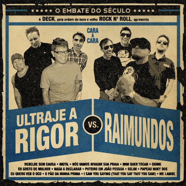 CD Ultraje a Rigor - Discografia